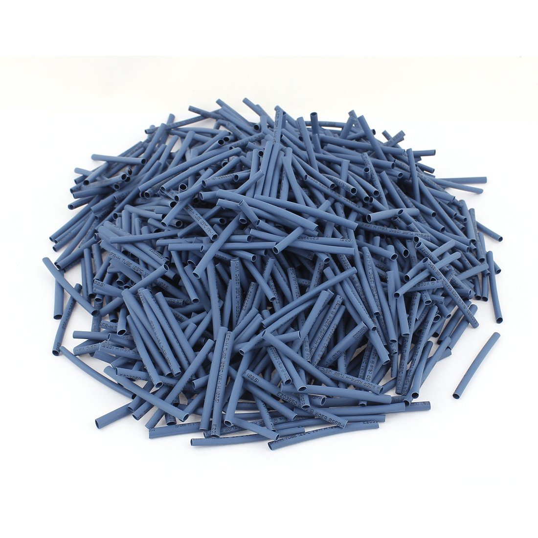 1000Pcs Assortment 2.5mm/3mm 2:1 Heat Shrink Tube Sleeving Wrap Wire