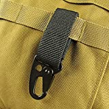 C-Pioneer Military Nylon KeyHook MOLLE Webbing