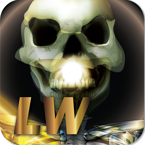 Skull LWP HD+ Live Wallpaper]()