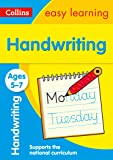 Handwriting Ages 5-7 (Collins Easy Learning KS1) [平装] Collins Easy Learning