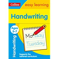 Handwriting Ages 5-7: Prepare for School with Easy Home Learning