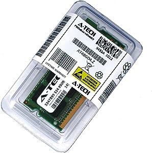 256MB SDRAM PC133 Laptop Memory Module (144-pin SODIMM, 133MHz) Genuine A-Tech Brand