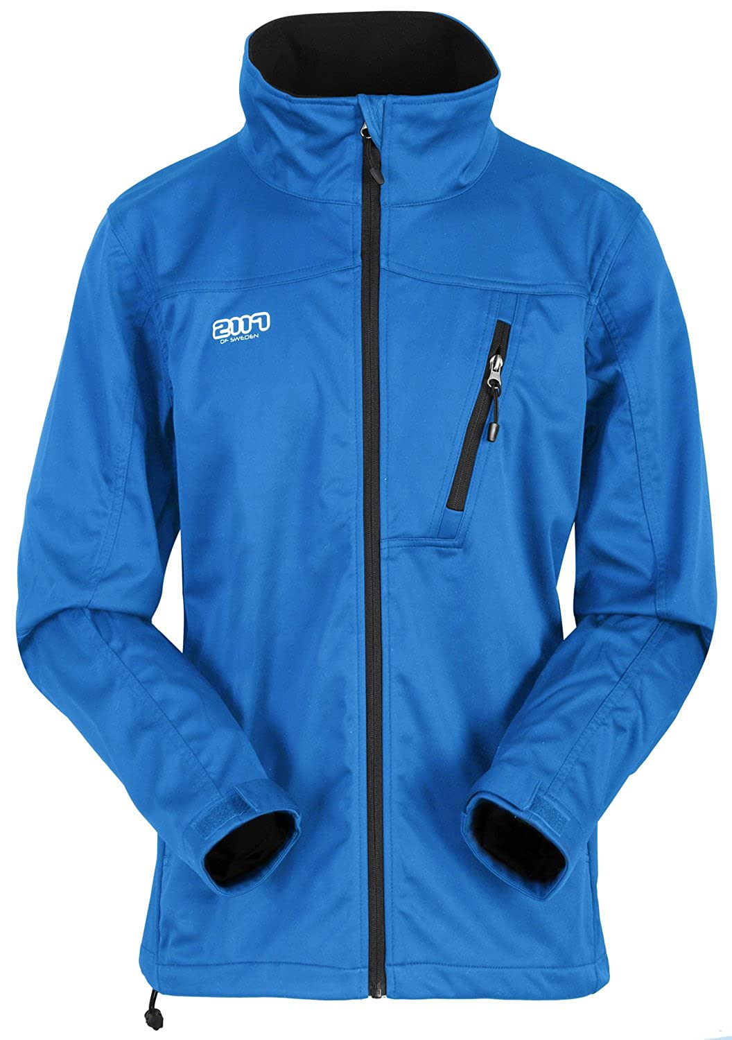 2117 Of Sweden Malmo Softshell Blue Mens