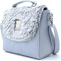 Loungefly x Star Wars The Empire Strikes Back 40th Anniversary Hoth Faux Fur Crossbody Purse
