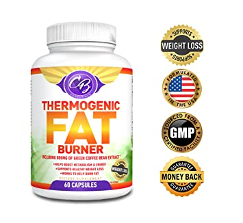 Best Thermogenic Fat Burner Weight Loss Pills Garcinia Cambogia Green Tea Extract Raspberry