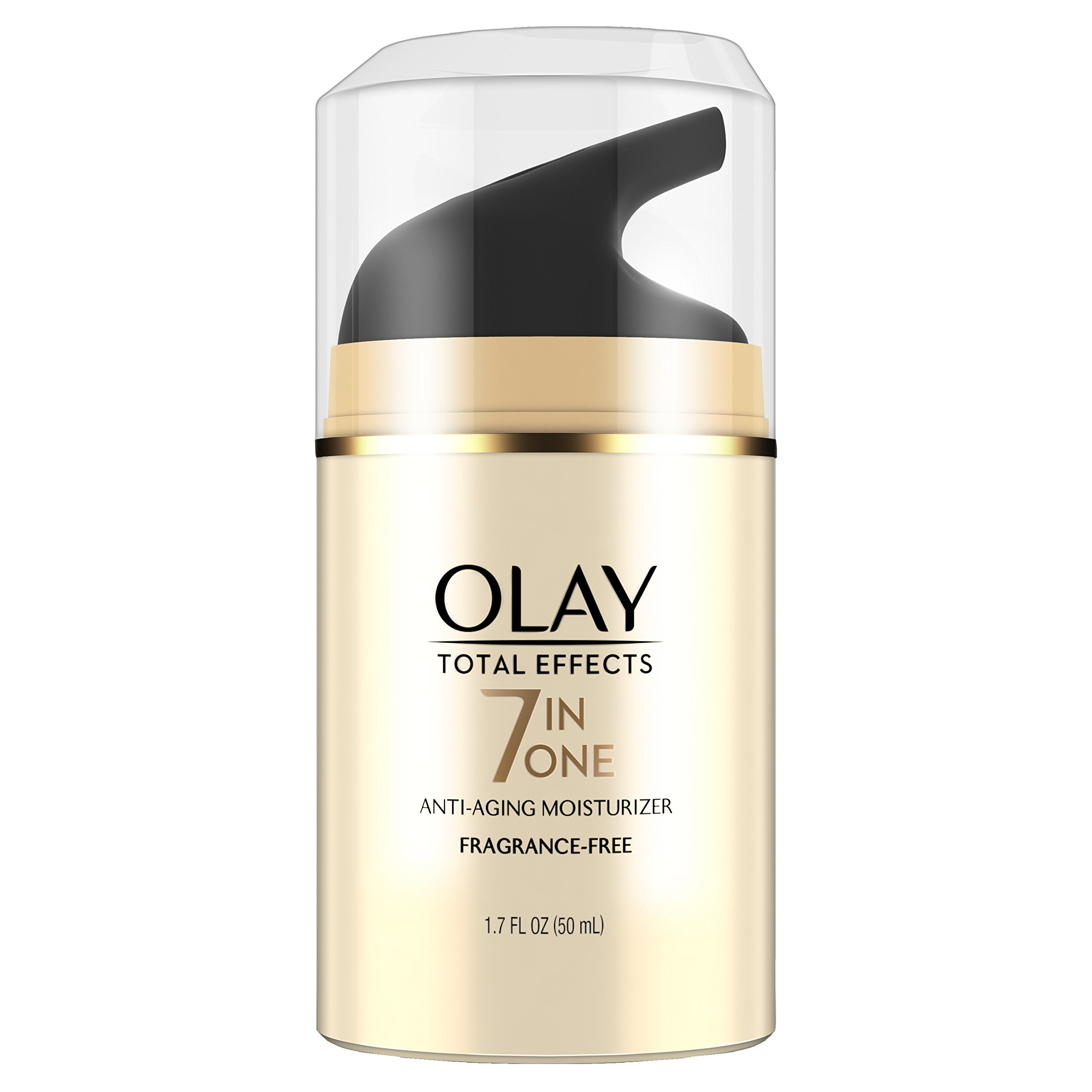 Face Moisturizer by Olay Total Effects Anti-Aging Face Moisturizer, Fragrance-Free 1.7 fl oz by Olay