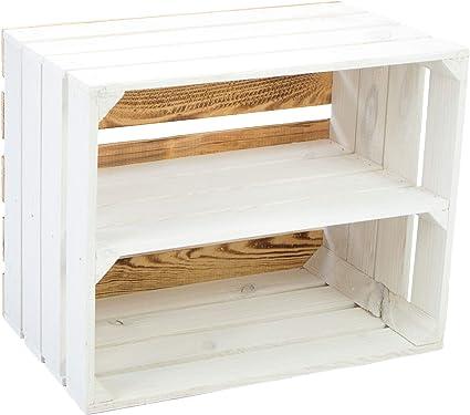 Estantería maciza para zapatos o libros, forma de caja de ...