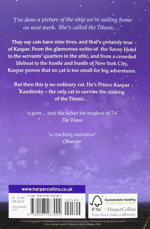Image result for Kaspar prince of cats blurb