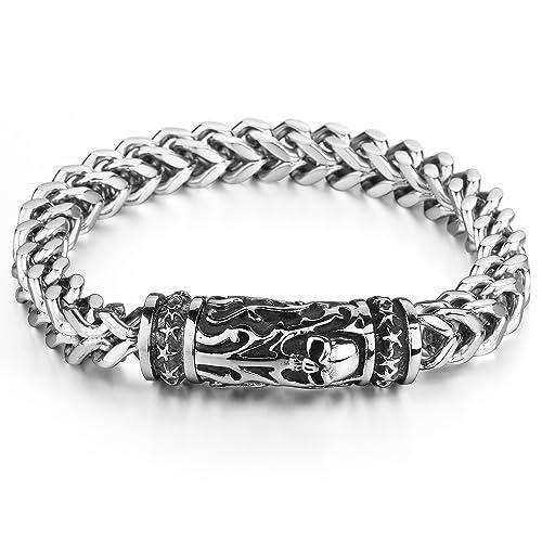 Bracelet gothique pour homme