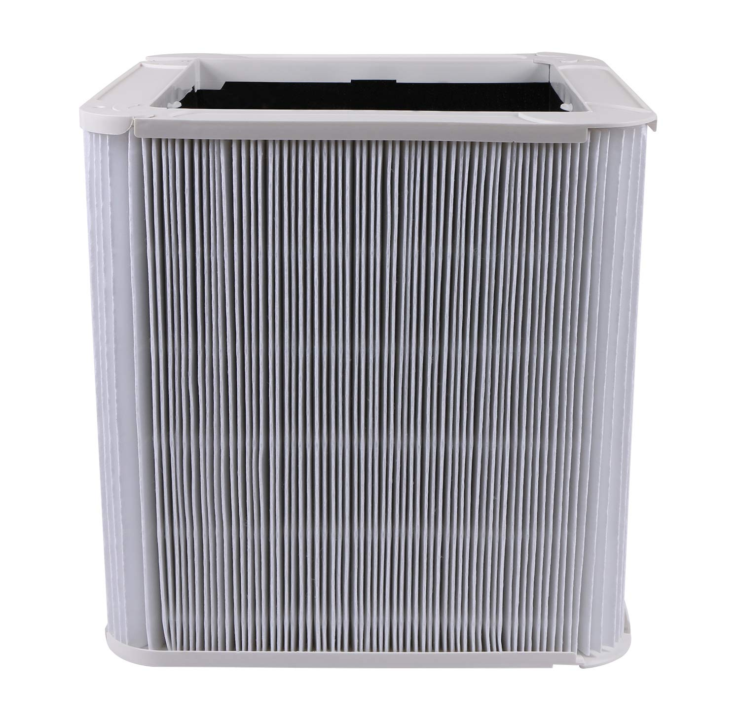 Particle and Carbon Filter Foldable Aunifun Replacement Filter for Blue Pure 211+