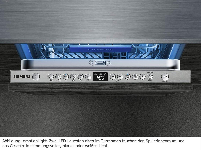 Siemens iQ300 SR736D11IE lavavajilla Totalmente integrado 9 ...