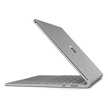 Microsoft Surface Book 2 13 5-Inch PixelSense Display Notebook (Silver) -  (Intel i7-8650U, 8 GB RAM, 256 GB SSD, NVIDIA GeForce GTX 1050 Graphics,