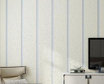 Gitter-streifen Tapete Moderne einfache vlies Aufkleber ...
