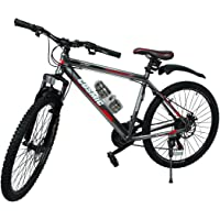 Cosmic Flash 26T 21-Speed MTB Bicycle (Grey/White)