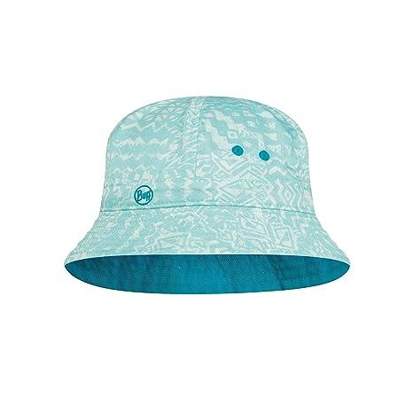 Buff Bucket Hat Gorra, Unisex-Child, Blue, One Size: Amazon.es ...