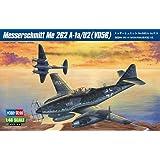 """HobbyBoss échelle 1: 48""""Me 262V056modèle Kit (Gris)"""