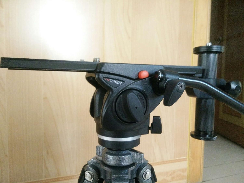 Aluminium 400mm Telephoto Lens Bracket Holder with Quick Release Calmp /&Camera Screws for DSLR Camera