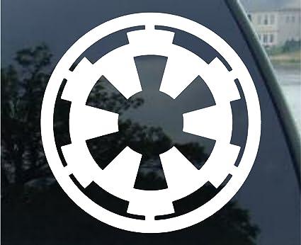 Amazon Spdecals Star Wars Galactic Empire Vinyl Decal Window