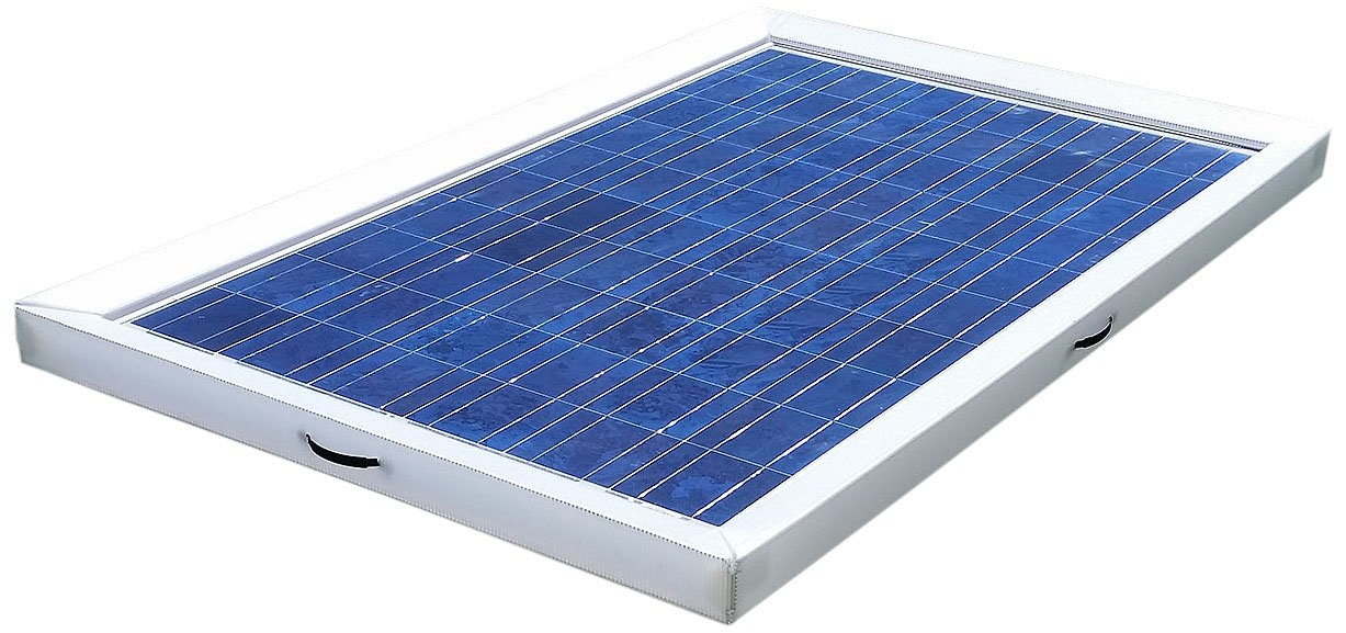 Natural Current NCS220WEHTRPD  Pond De-Icer Floating Solar Electric Water Heater Solar Powered, 220W