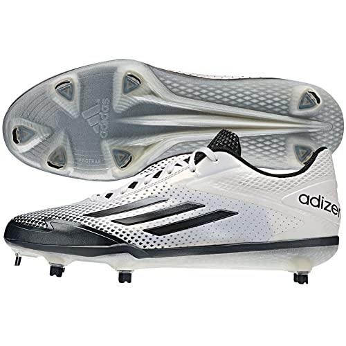 Men's Team Sports Nice Adidas Adizero Afterburner 2.0 Baseball Cleats White Men's Size 14 New S85704