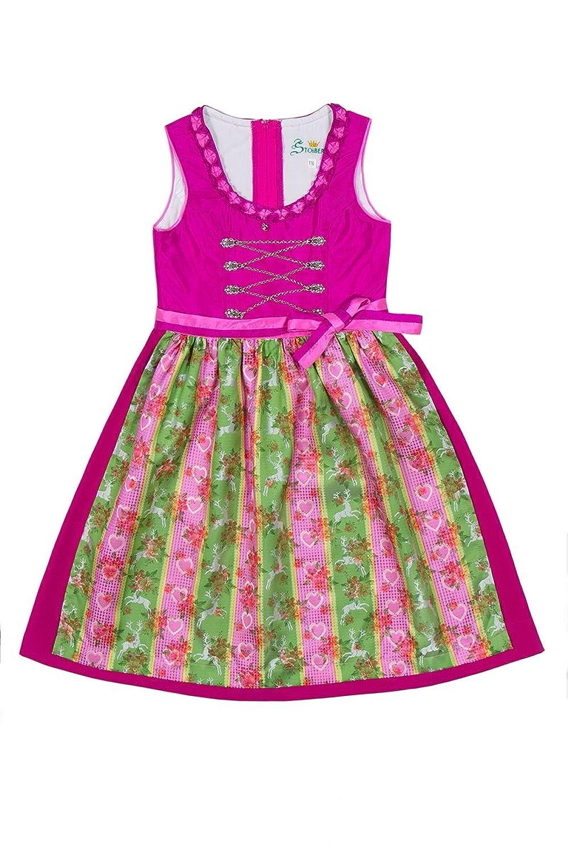 Trachten Stoiber Kinderdirndl Linda pink K010026