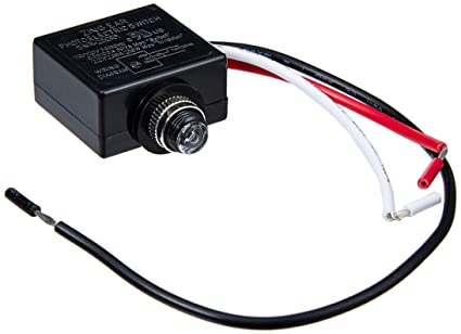 120 volt dusk to dawn photocell photoeye light sensor switch - auto on/off -