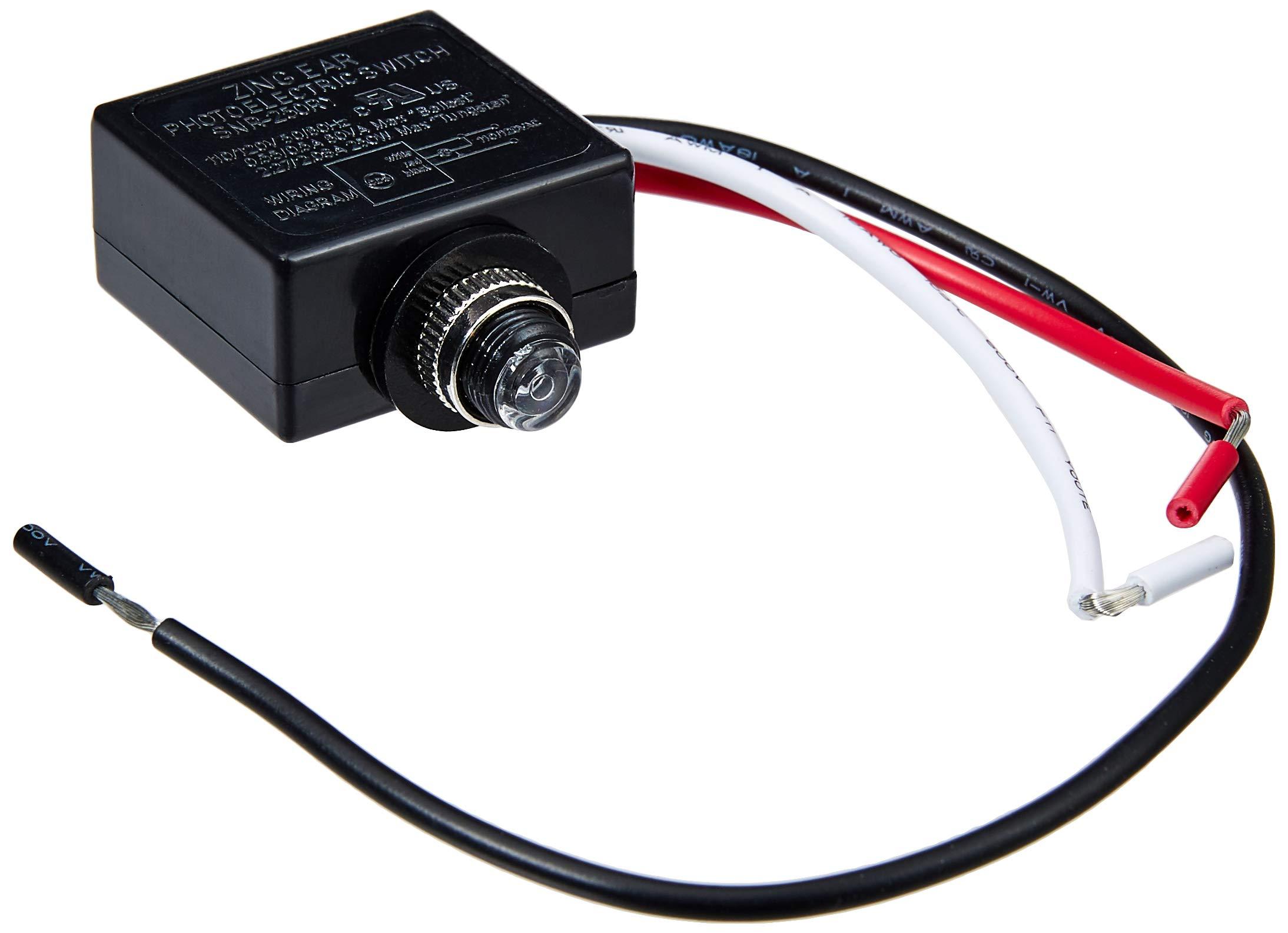 120 Volt Dusk To Dawn Photocell Photoeye Light Sensor