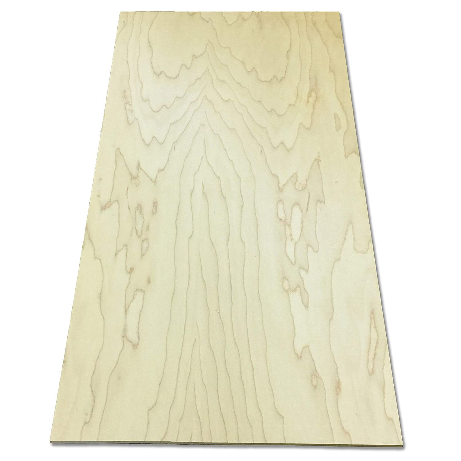 5 mm 1/4 x 12 x 24 Premium Maple Plywood - A/1 Grade - Flat Sheets by Whirled Planet (6)