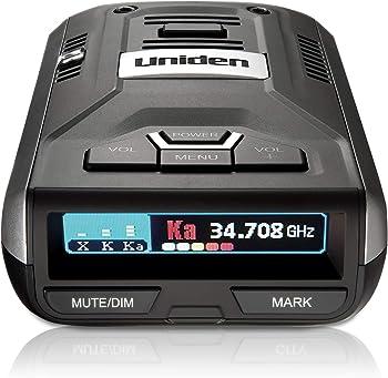 Uniden R3 Range Radar Laser Detector