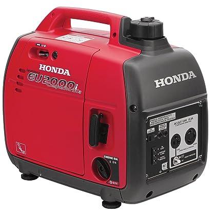 Captivating Honda EU2000I Companion Super Quiet 2000 Watt Portable Generator With  Inverter
