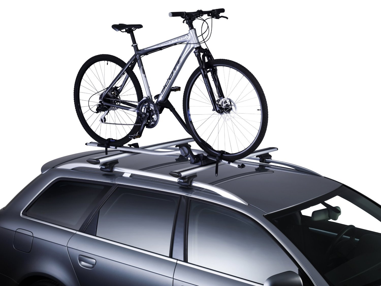 2er-Set Thule ProRide 591 Dach-Fahrradtr/äger