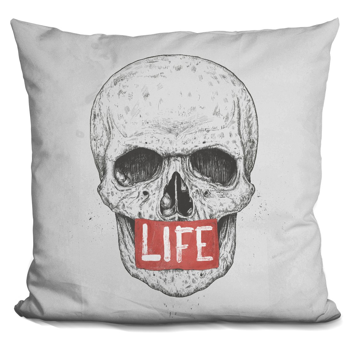 LiLiPi Life Decorative Accent Throw Pillow