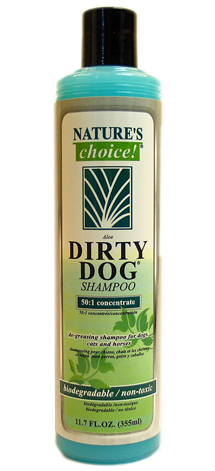 : Amazon.com: Natures Choice Dirty Dog Shampoo 50:1 11.7 fl. oz