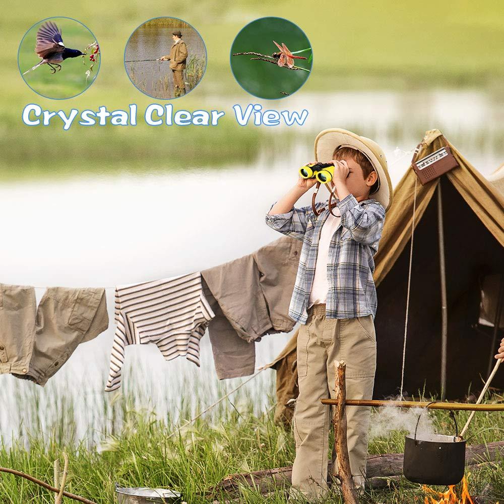 Beste Gechenke Dreamingbox Kompakt Fernglas f/ür Kinder