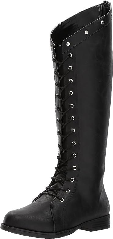 7cf9fa6724368 Amazon.com | Ellie Shoes Women's 181-Huntress Boot, Black, 6 US/6 M ...