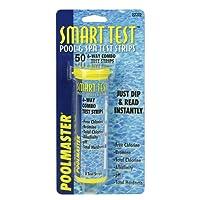 Poolmaster Smart Test 6-Way Combo Test Strips, 50 Strips