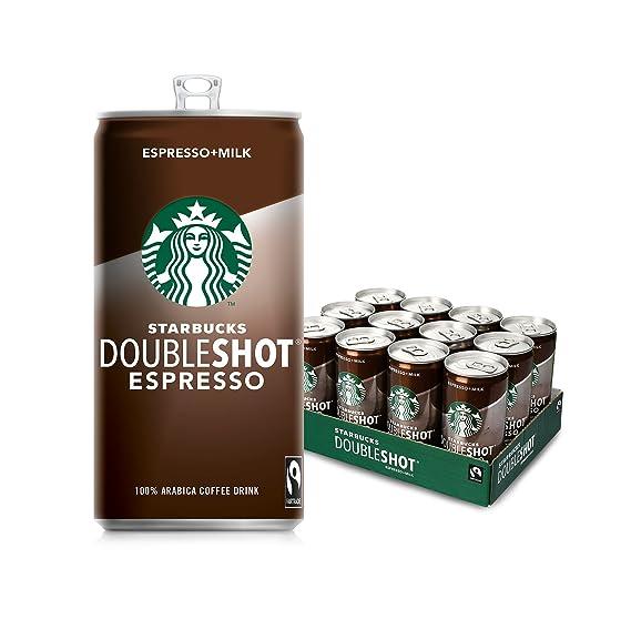 Starbucks Doubleshot Espresso 12 x 200ml