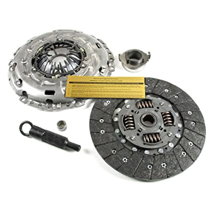 Amazon.com: LUK CLUTCH KIT fits 2007-2013 MAZDA 3 MAZDASPEED 2.3L TURBO 4CYL: Automotive