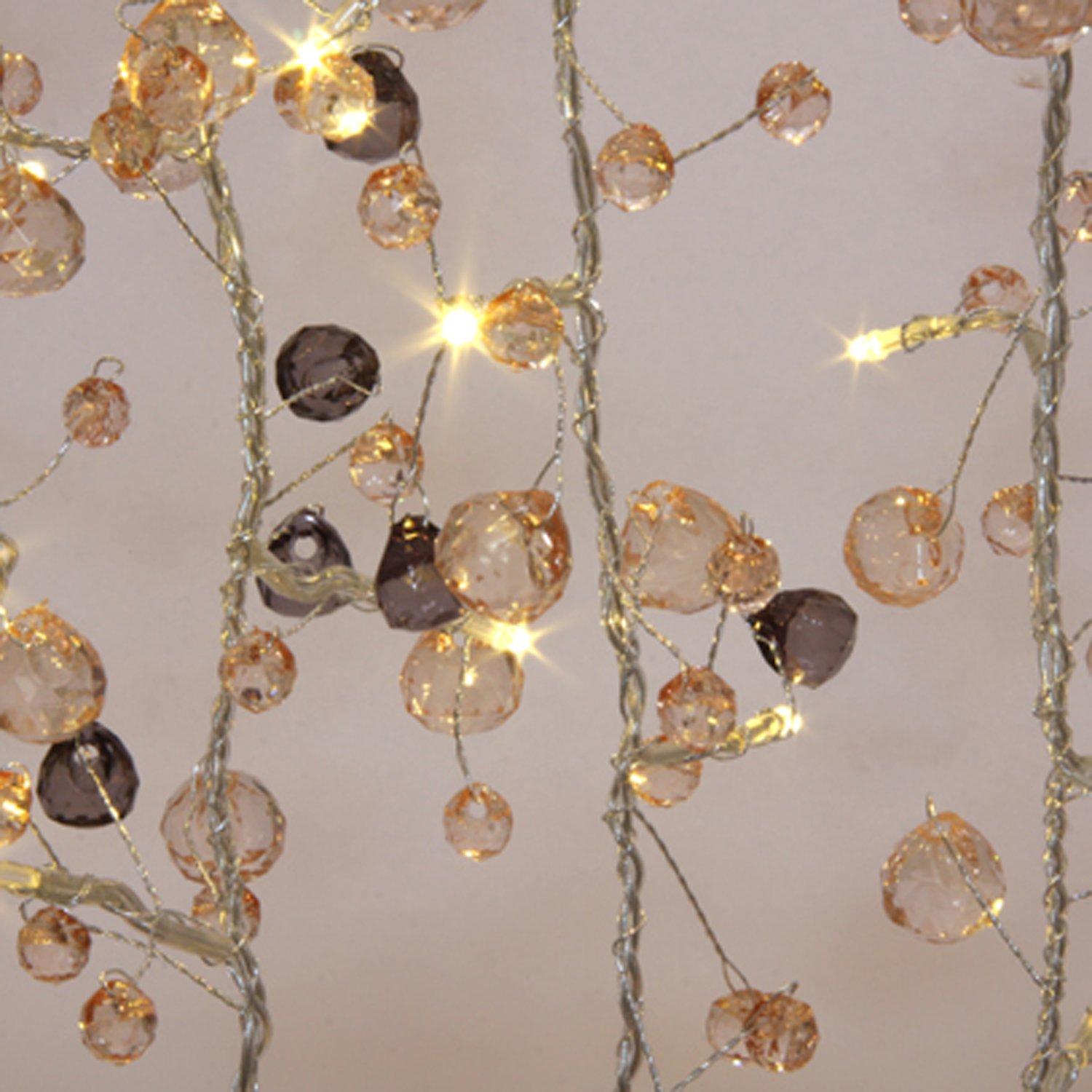 Coco Chic Fairy Lights LED Light Chain Battery Operated Amazon