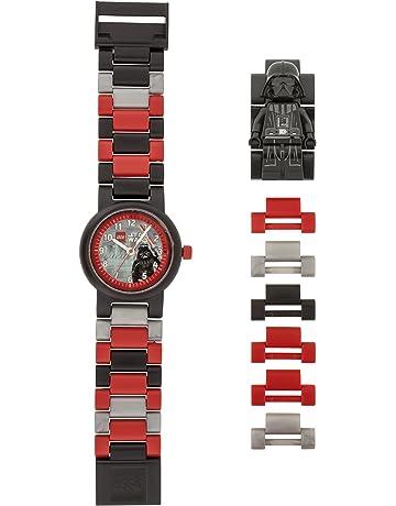 Reloj modificable infantil con figurita de Darth Vader de LEGO Star Wars 8021018