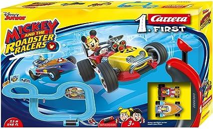 Carrera - Mickey and the Roadster Racers Circuito de Coches, Pista de 3.5m (20063013)