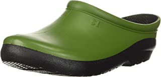 product image for Sloggers Women's Premium Garden Clog, Cactus green, Size 8, Style 260CG08