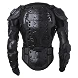 West Biking Motorcycle Armor Protector Guard Shirt Jacket with Back Protection Made of Hard Plastic and Breathable Mesh for Road Motorcycling