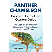 Panther Chameleon Owners Guide. Including Panther Chameleons Biology, Ecology and Behavior. The Captive Care of Panther Chameleons. (English Edition)