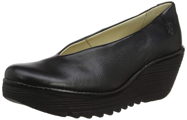FLY London Yaz Zapatos de Tac/ón para Mujer