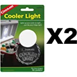 Coghlan's Cooler Light LED Auto-On Lamp for Toolbox Ice Chest Tacklebox (2-Pack)