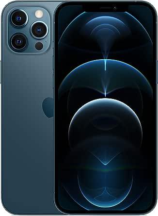 Nyhet Apple iPhone 12 Pro Max (128GB) - stillahavsblå