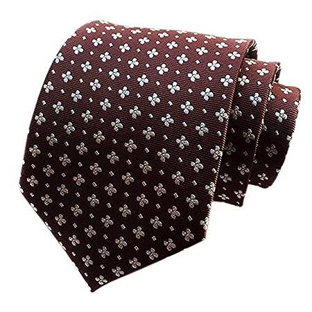 YYB-Tie Corbata Moda Lazo Casual de Negocios de los Hombres La ...