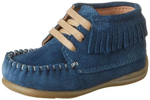 bellybutton Lauflerner, Mocasines para Niñas, Azul (Marino), 21 EU: Amazon.es: Zapatos y complementos
