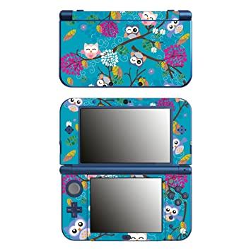 Motivos Disagu Design Skin para New Nintendo 3DS XL: